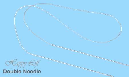 Нити Double Needle